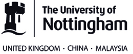 The University of Nottingham logo